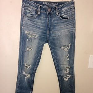 Super Stretch Jeggings - Great Condition